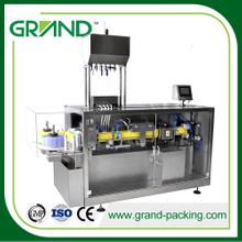 살충제 / 액체 비료 자동 플라스틱 앰플 / 보틀 작성 및 씰링 기계
